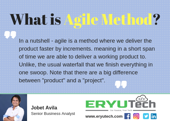What is Agile Method?